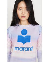 Étoile Isabel Marant Milly Sweatshirt - Blue