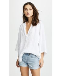 9seed - Marrakesh Cover Up Top - Lyst