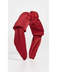 Shashi Caspian Headband - Red