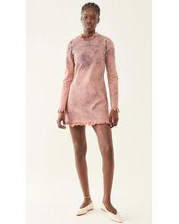 Marques'Almeida Janis Dress - Pink