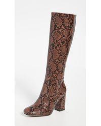 Matiko Alma Boots - Brown