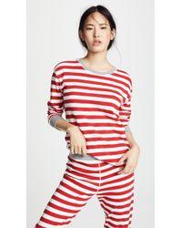 Sleepy Jones - Helen Long Sleeve Shirt - Lyst