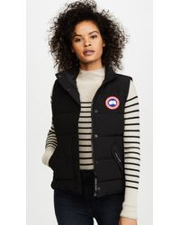 Canada Goose Freestyle Down Vest - Black