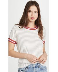 Cupcakes And Cashmere Quily Tee - White
