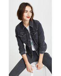 J Brand - Slim Jacket - Lyst