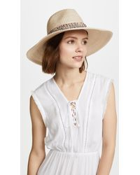 Eugenia Kim - Emmanuelle Sun Hat With Band - Lyst
