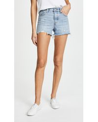 Levi's - Wedgie Shorts - Lyst