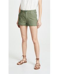 Citizens of Humanity Meghan Shorts - Green