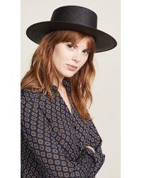 Janessa Leone - Callie Hat - Lyst