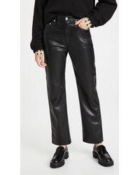Nanushka Vinni Jeans - Black