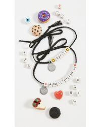 Venessa Arizaga - Say Anything Diy Bracelet Kit - Lyst