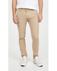 Levi's Slim Taper Chino Ii Trousers - Natural