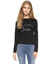 Bella Freud - Je T'aime Jane Jumper - Lyst