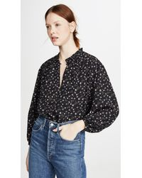 Cupcakes And Cashmere Victoria Top - Black