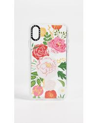 Casetify - Jungle Adeline Florals Iphone Xs Max Case - Lyst