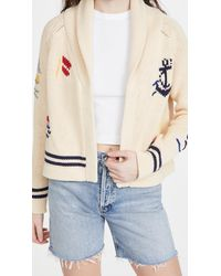 The Great - The Harbor Cardigan - Lyst