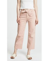 PAIGE - Nellie Culottes - Lyst