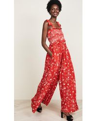 Free People - Colour My World Jumpsuit - Lyst