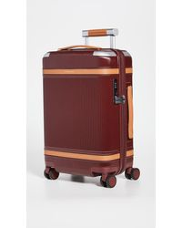 Paravel Aviator International Carry On Suitcase - Multicolour