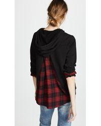 CLU - Hooded Sweatshirt - Lyst