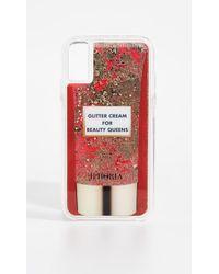 Iphoria - Glitter Cream Iphone X Case - Lyst