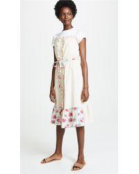 Pampelone - Olbia Mini Dress - Lyst