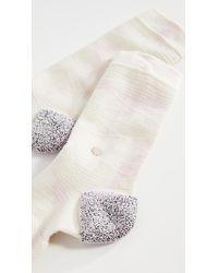 Stance West Dorado Socks - Pink