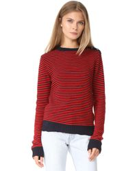 Zadig & Voltaire - Jade Striped Sweater - Lyst