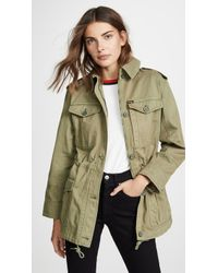 Wrangler - Field Jacket - Lyst
