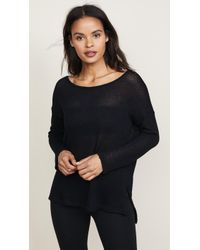 Beyond Yoga - Cast Away Pullover - Lyst