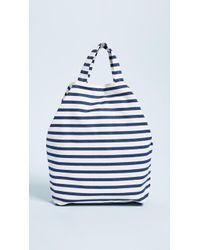 BAGGU Duck Bag - Blue