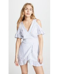 BB Dakota - Fong Wrap Dress - Lyst