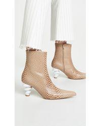 Kalda Island Boots - Natural