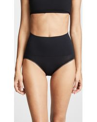 Yummie By Heather Thomson - Seamlessly Shaped Ultralight Briefs - Lyst