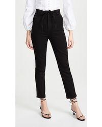 Reformation Vicki Jeans - Black