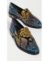Frēda Salvador Light Loafers - Multicolor