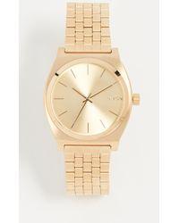 Nixon | Time Teller Watch | Lyst