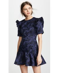 C/meo Collective - Levity Mini Dress - Lyst