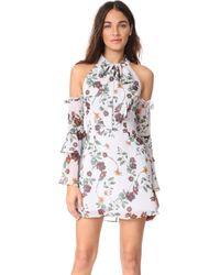 Keepsake | Twilight Dreams Mini Dress | Lyst