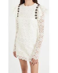 Macgraw Cupid Dress - White