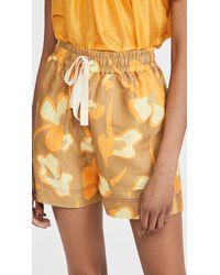 Lee Mathews Wren Shorts - Multicolour