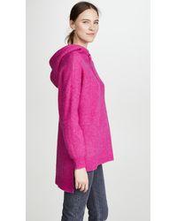 Ganni Soft Wool Knit - Pink