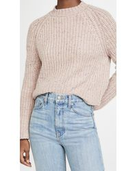 Brock Collection Maglia Sophie Cashmere Sweater - Pink