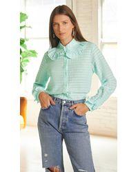 Stella Nova Cassie Shirt - Green