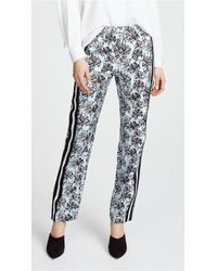 Robert Rodriguez - Striped Track Pants - Lyst