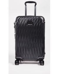 Tumi Latitude International Carry On Suitcase - Black