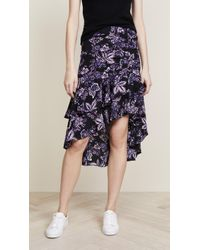 Veronica Beard - Dane Skirt - Lyst