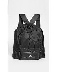 adidas By Stella McCartney - Gymsack Backpack - Lyst