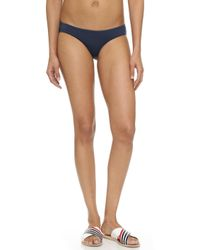 Zimmermann - Separates Flexi Bikini Bottoms - Lyst
