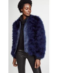 Toga Pulla - Feather Jacket - Lyst